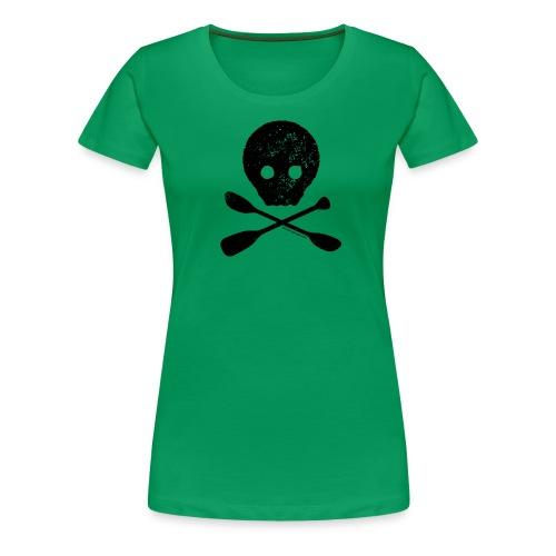 Jolly Roger II - Women's - Women's Premium T-Shirt
