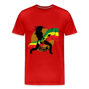 Reggae - Men's Premium T-Shirt