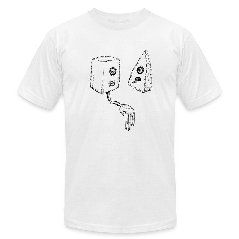 FORBIDDEN LOVE - Men's Fine Jersey T-Shirt