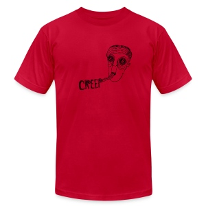 CREEP TWO - Men's T-Shirt by American Apparel
