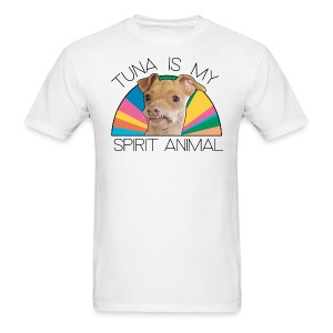 Tuna is my Spirit Animal Men's Tee (multi) - Men's T-Shirt
