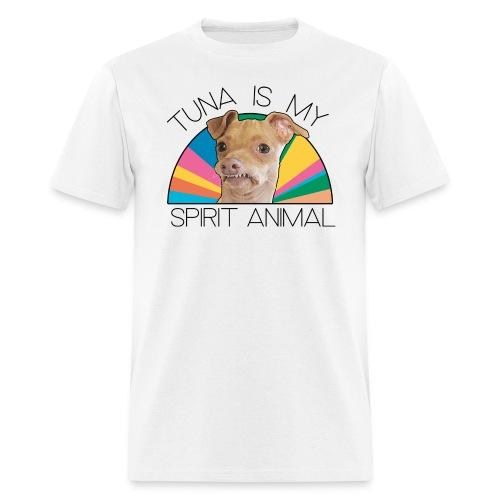 Tuna is my Spirit Animal Men's Tee (multi) - Men's T-Shirt