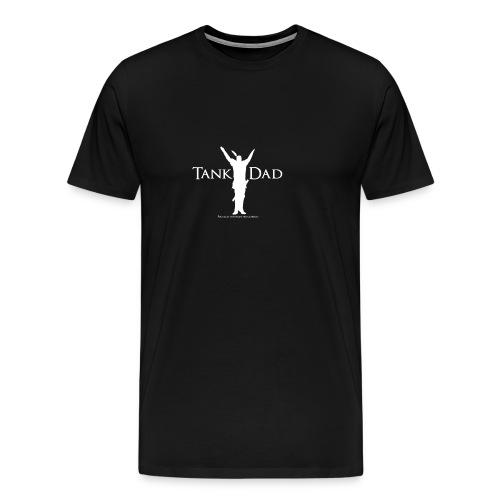 Tank Dad - Men's Premium T-Shirt