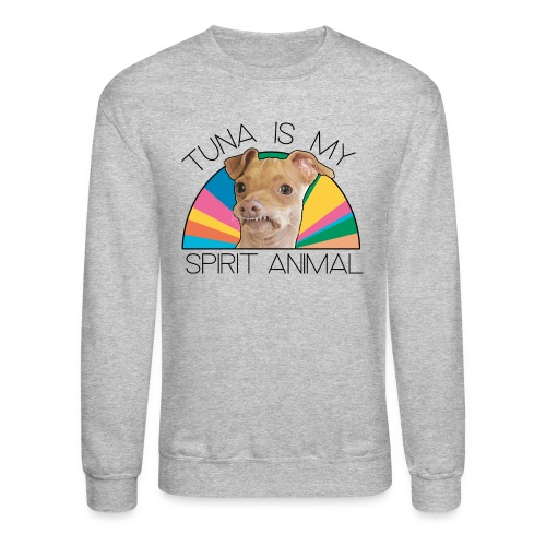 New! Women's Spirit Animal Sweatshirt - Crewneck Sweatshirt
