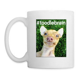 NEW! Toodbrain Mug - Coffee/Tea Mug