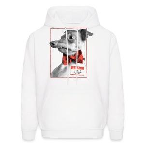 Hello. I will melt your heart hoodie - Men's Hoodie