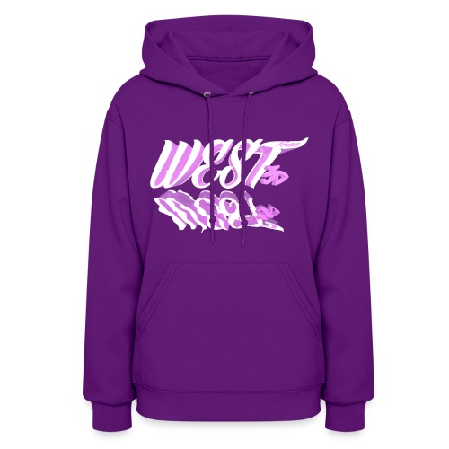 Blox3dnyc.com Water Design for West Tree - Women's Hoodie