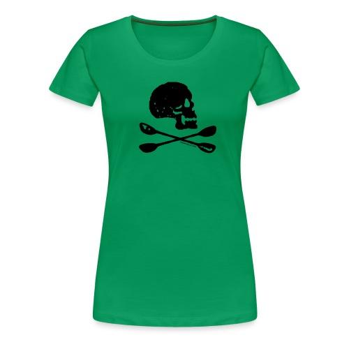 Jolly Rogers - Women's - Women's Premium T-Shirt