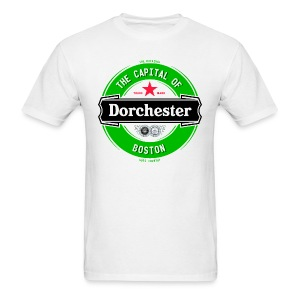 Capital of Boston - Dot Day - Men's T-Shirt