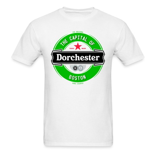 Capital of Boston - Dot Day - Men's T-Shirt