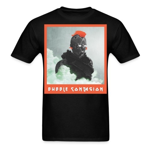 Orange Diesel - Men's T-Shirt