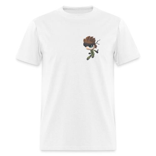 Power Puff Snake - Men's T-Shirt