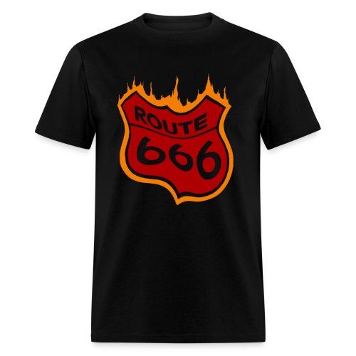 Route 666 - Men's T-Shirt