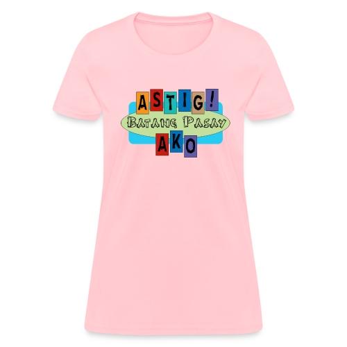 BPColoredW - TM1863 - Women's T-Shirt