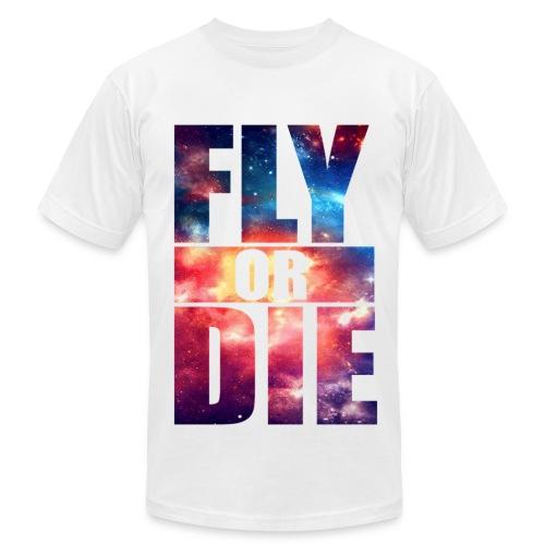 fly or die shirt - Men's  Jersey T-Shirt