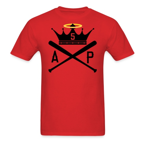 Crossbats - King Albert + 5 - Men's T-Shirt
