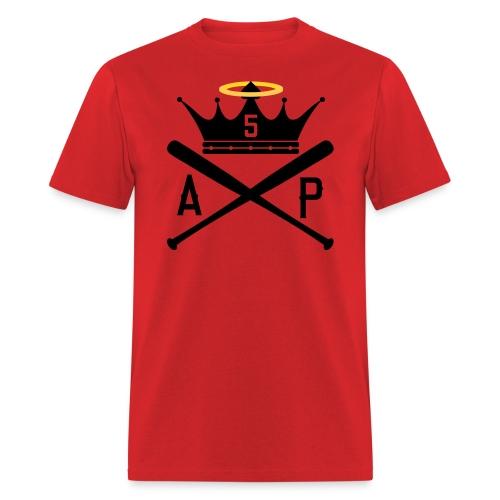 Crossbats - King Albert + 5 - Men's T-Shirt