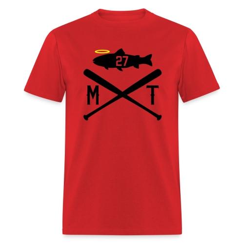 Crossbats - Trout + 27 - Men's T-Shirt