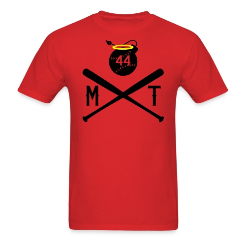Crossbats - Trumbo + 44 - Men's T-Shirt