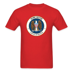 Capital of Boston - NSA - Men's T-Shirt
