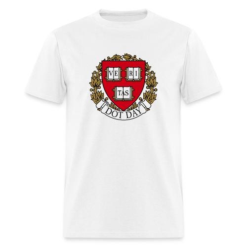 Wicked Smaht Dot Day - Men's T-Shirt