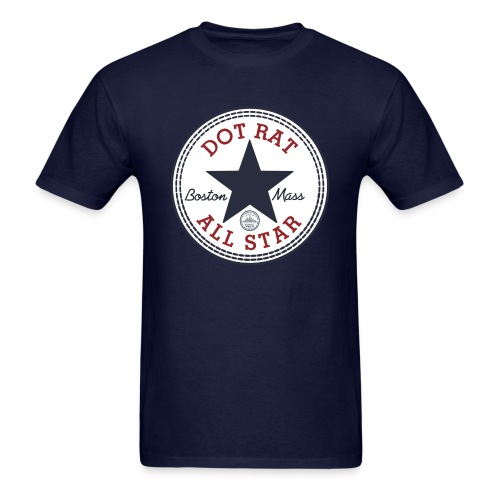 Dot Rat All Star - Men's T-Shirt