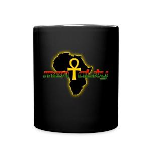 African Mentality Mug - Full Color Mug