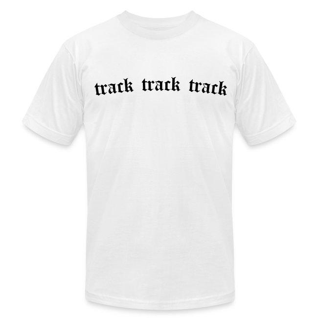 Track 3x (White)
