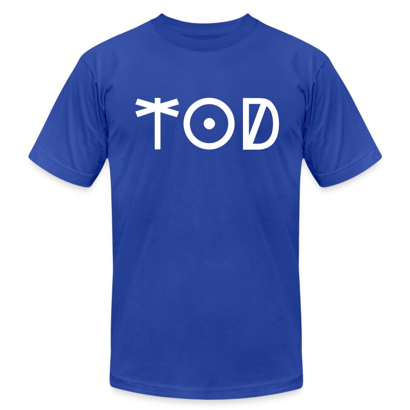 TOD - Men's T-Shirt by American Apparel