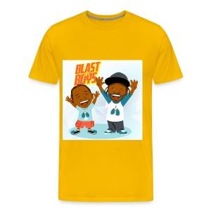 Blast Off Boys Adults Special Edition  - Men's Premium T-Shirt