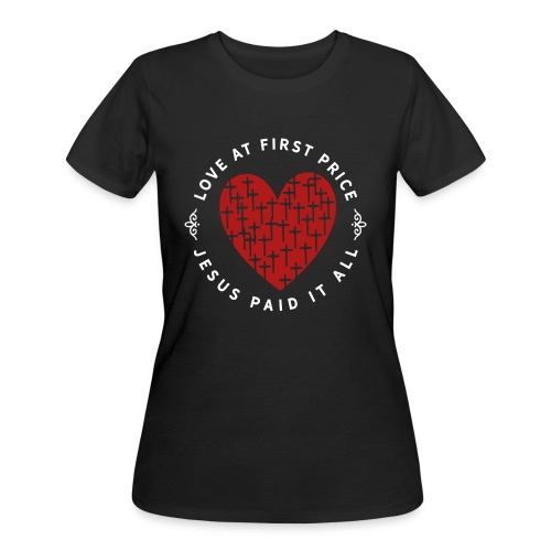 Women's 50/50 T-Shirt - Love At First Price Women's