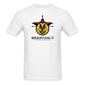 UNSC Spartan-II Program light mens shirt - Men's T-Shirt