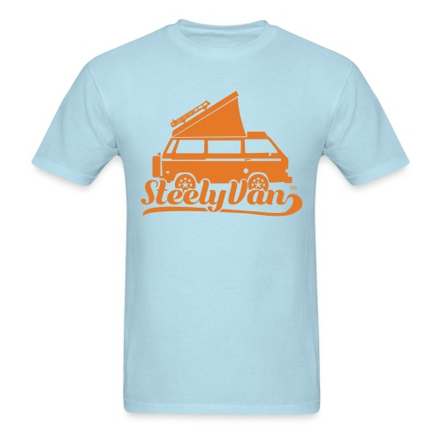 SteelyVan Large Logo Tee Mens - Men's T-Shirt