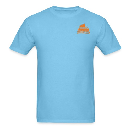 SteelyVan Small Logo Tee Men - Men's T-Shirt