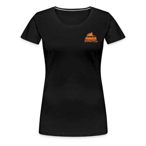 SteelyVan Small Logo Premium Tee Womens - Women's Premium T-Shirt
