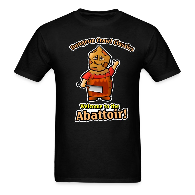 Welcome to the Abattoir! - Men's T-Shirt