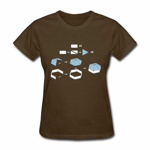 Hexayurt - Women's T-Shirt