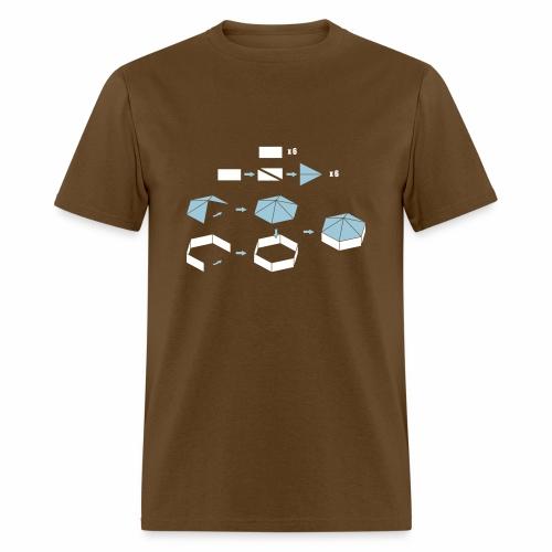 Hexayurt - Men's T-Shirt