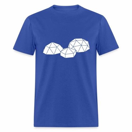 Hexayurt Family - Men's T-Shirt