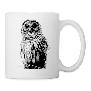 Barred Owl 4125 - Coffee/Tea Mug