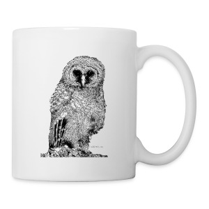 Single Owlet - Coffee/Tea Mug