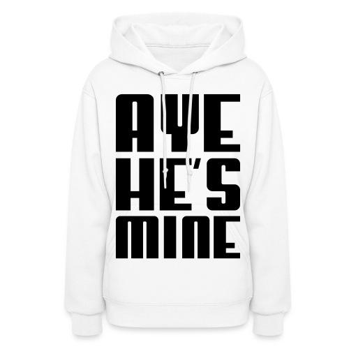 AYEHE'SMINE - boy  - Women's Hoodie