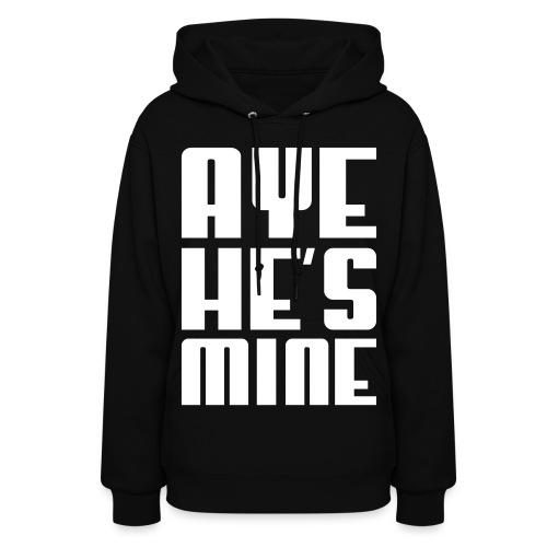 AYEHE'SMINE - girl - Women's Hoodie