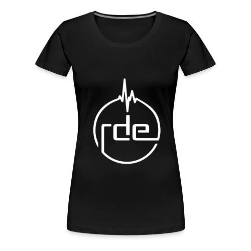 RDE Black Tee - Women's Premium T-Shirt
