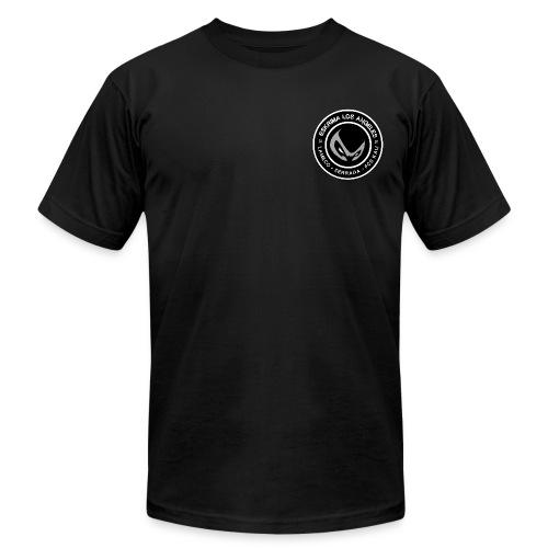Mens Eskrima Los Angeles Premium T Shirt - Men's Fine Jersey T-Shirt