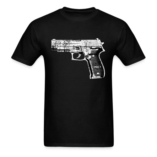 Shooty (Men's T-Shirt) - Men's T-Shirt