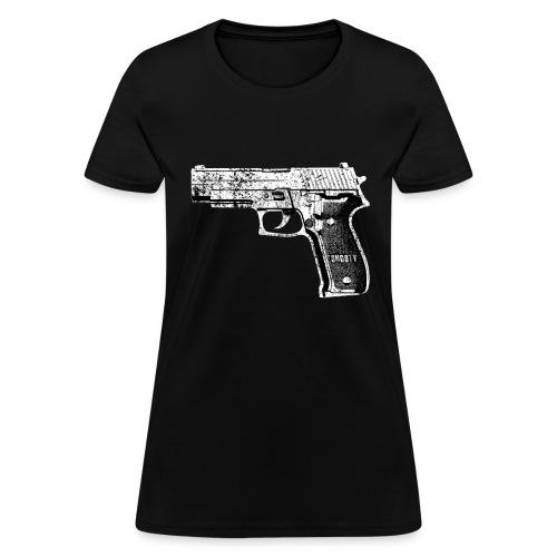 Shooty (Women's T-Shirt) - Women's T-Shirt
