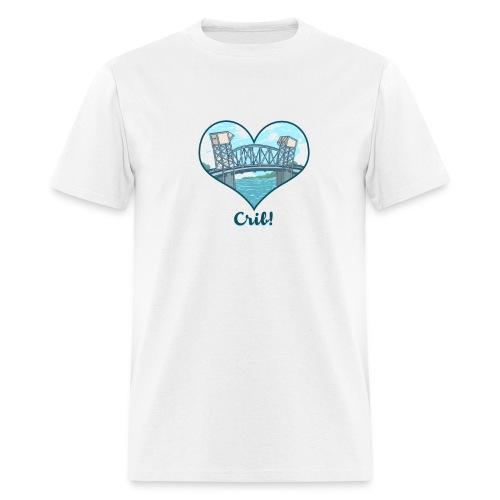 Port City Homage Tee - Men's T-Shirt