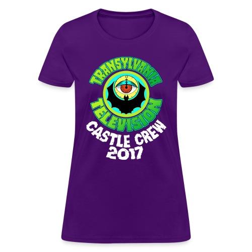 2017 Women's Crew Shirt - Women's T-Shirt