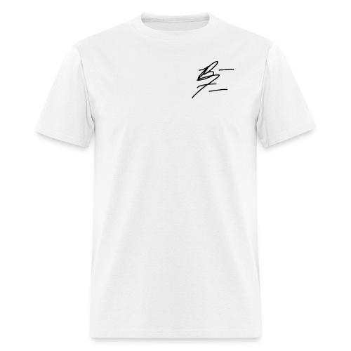 Braxton Freeman Black Signature Men's T-Shirt - Men's T-Shirt